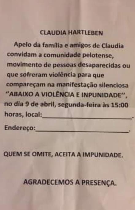 Foro de Pelotas - Avenida Ferreira Viana, 1134, Areal, Pelotas